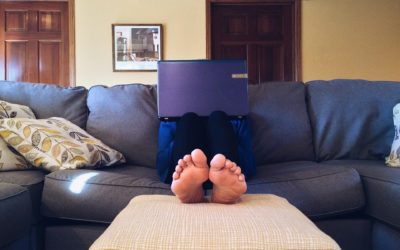 Cozy Up On The Couch & Learn To Be A Better Marketer Or Entrepreneur